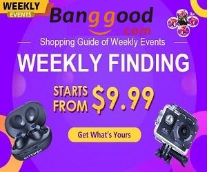 Prenez les meilleures offres sur Banggood.com