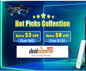 Achetez votre prochain gadget sur DX.com