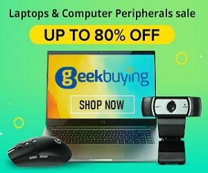 在Geekbuying.com上找到您喜欢的小工具